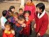 kindergarteners-dringking-soymilk-at-chonduk-ri-may-2005