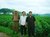 mr-shin-of-south-north-sharing-campaign-with-chonduk-farm-manager-agr-specialist-july-2005